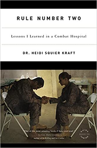 Rule Number Two Lessons I Learned in a Combat Hospital book cover
