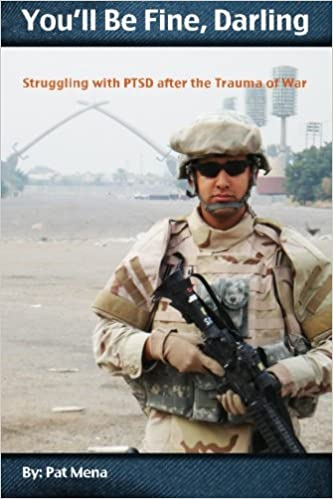 You'll Be Fine Darling Struggling with PTSD after the Trauma of War book cover