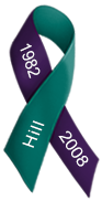 Hill Memorial Ribbon