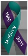 McElroy Memorial Ribbon
